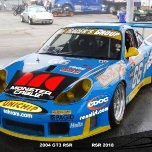 2004 GT3 RSR